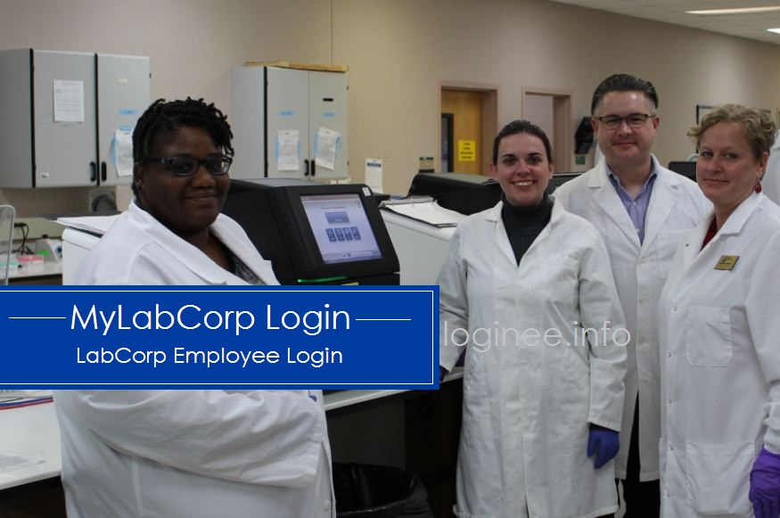 mylabcorp login