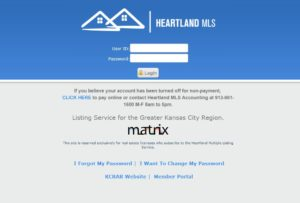 Heartland Matrix MLS Login