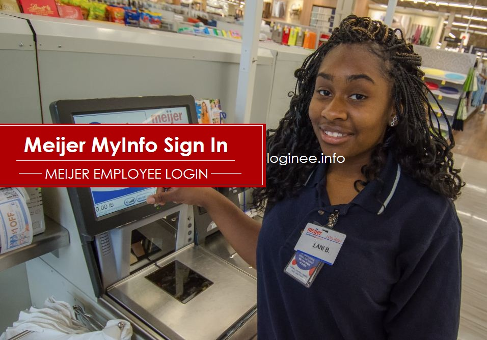 Meijer MyInfo Sign In